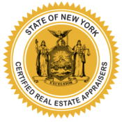 We are a New York Based Independent Real Estate Appraisal Firm